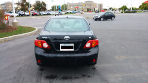 2010 Toyota Corolla CE Sedan: clean, low KM, remote start Kingston Kingston Area image 3