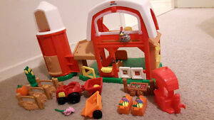 Fisher-Price Little People Farm Playset London Ontario image 2