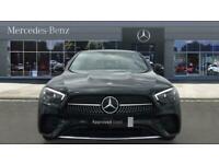 2021 Mercedes-Benz E-CLASS E220d AMG Line 4dr 9G-Tronic Diesel Saloon Auto Saloo