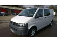 Volkswagen Transporter T32 TDi Kombi Vanside Windows DIESEL MANUAL 2013/62