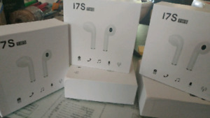Pod ear buds blue tooth white $50