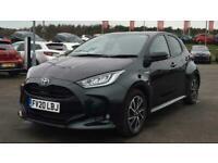 2020 Toyota Yaris 1.5 Hybrid Design 5dr CVT Auto Hatchback Petrol/Electric Hybri
