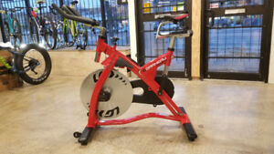 Spin Bike Sale - LG Chrono II - Save $400