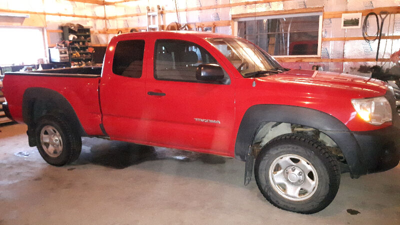 2006 toyota tacoma camionnette autos et camions saguenay kijiji. Black Bedroom Furniture Sets. Home Design Ideas