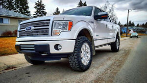 2011 Ford F-150 Platinum Available to Show Now!
