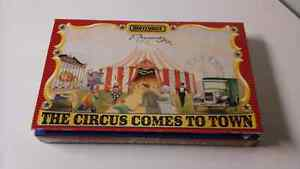 Matchbox The Circus Comes To Town