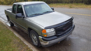 2000 GMC Sierra 1500 2WD NEW TIRES $4000 firm