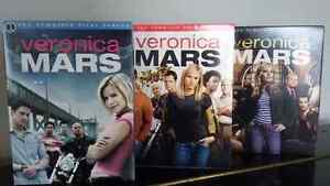 Veronica Mars Seasons 1, 2 & 3 dvd