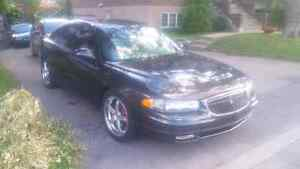 2003 buick regal supercharged. 350+ hp