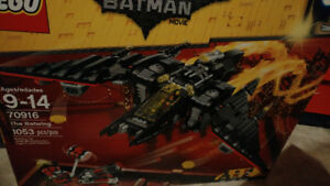 LEGO BATMAN Movie Sets  70916 and 70917 Brand New Sealed