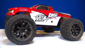 NEW Losi Gas Monster Truck 4x4 RC All Wheel Drive Toy RTR PickUp