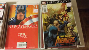 Large Collection of The New Avengers SuperHero Comic Books !! London Ontario image 2