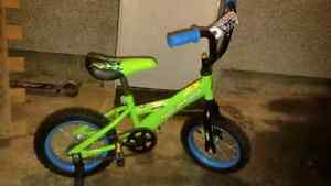 Boys toddler bike