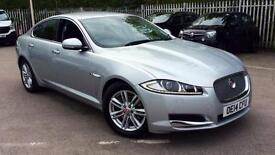 2014 Jaguar XF 2.2d (163) Premium Luxury Automatic Diesel Saloon