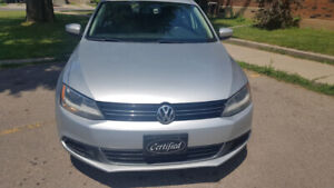 2013 Volkswagen Jetta 2.5l Automatic A/C 4500 Certified Included