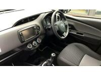 2018 Toyota Yaris 1.5 Vvt-I Icon Tech 5Dr Petrol Hatchback Hatchback Petrol Manu