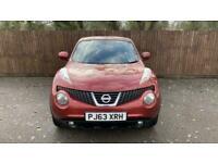 2013 Nissan Juke 1.6 Acenta 5dr [Premium Pack] Hatchback petrol Manual