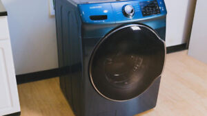 Brand new Samsung front load washing machine. Purchase mismatch