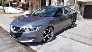 Nissan Maxima SL 2016 + $2000 in incentives
