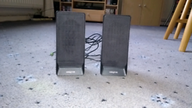 Creative USB speakers