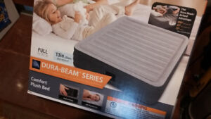 INTEX FULL SIZE AIR BED, BRAND NEW IN BOX