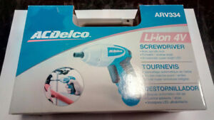 ACDELCO ELECTRIC SCREWDRIVER