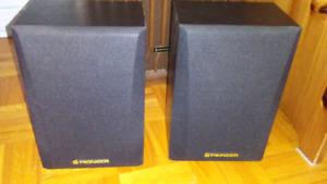 Paire Speaker haut parleur pioneer comme neuve