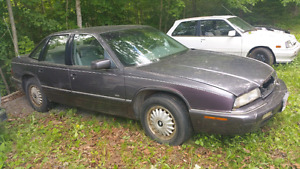 1995 Buick Regal Custom 202,000km Ontario car.
