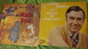 Children's Records Various 9 Records