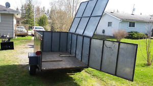 Custom Enclosed Cargo Trailer Kawartha Lakes Peterborough Area image 4