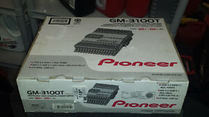 Pioneer GM-3100T - 300 Watt Amp - Single and Dual Amp