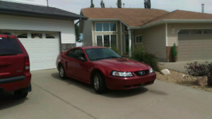 2001 Ford Mustang sold ppu