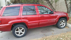 need M+S rated 235 65 17 tires for Grand Cherokee