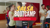 Salsa Bootcamp for Beginners