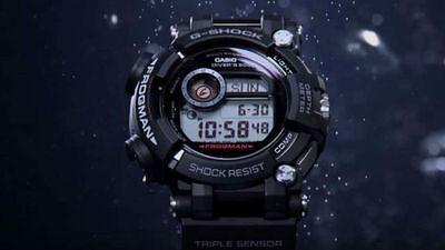 Für Abenteurer: G-Shock GWF-D1000 Frogman