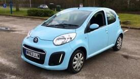 2013 Citroen C1 1.0i VTR with LED Daytime Runn Manual Petrol Hatchback