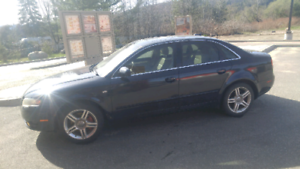 Parting out 2006 audi a4 2.0t