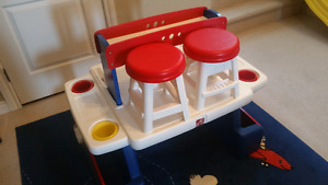 Reduced Step2 Creative Play Table for kids