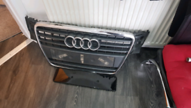 Audi a4 front grille 2008