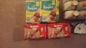 sealed diapers