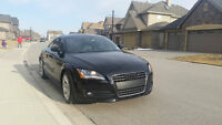 2009 Audi TT 2.0L Quattro Coupe (2 door) - Black on Black