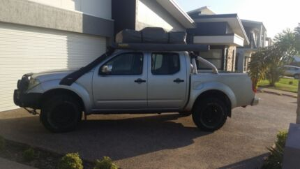 Nissan Navara d40 2009 Bakewell Palmerston Area Preview