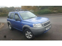 Land Rover Freelander 2.0 Auto Td4 Turbo Diesel 4x4 ES* Full Leather* Long MOT *