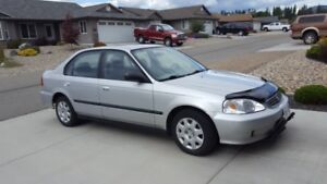 1999 Honda Civic Sedan