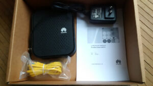 HUAWEI MT130U CABLE MODEM in new condition