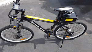 NEW Electric Mountain Bicycle