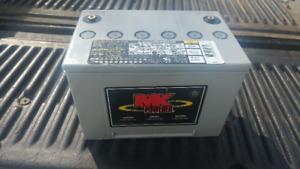 MK 12 VOLT GEL BATTERY / 60Ah  /  SOLAR / WHEELCHAIR / SCOOTER