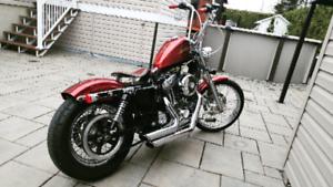 Harley davidson sportster 1200 modèle 72