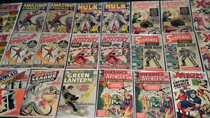 Sell your comics here! I will pay you FAST with cash!