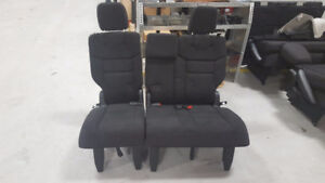 2017 Dodge Grand Caravan Stow and Go Seats and Bench Seats